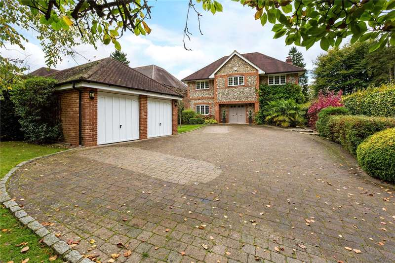 5 Bedrooms Detached House for sale in Nightingales Lane, Chalfont St. Giles, Buckinghamshire, HP8