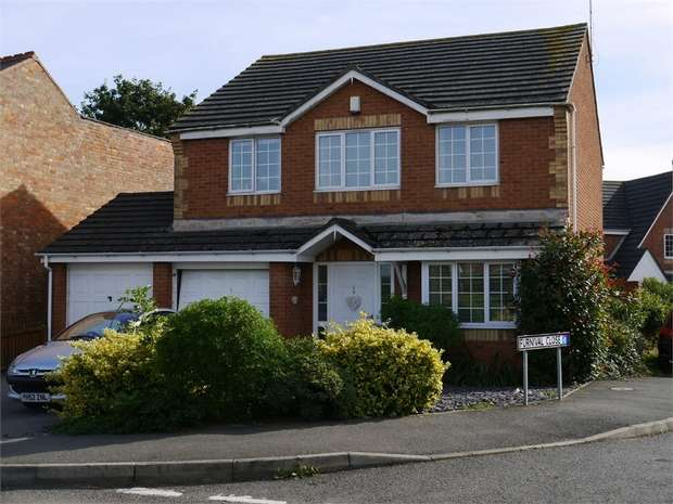 4 Bedrooms Detached House for rent in Kilby Road, Fleckney, Leicestershire