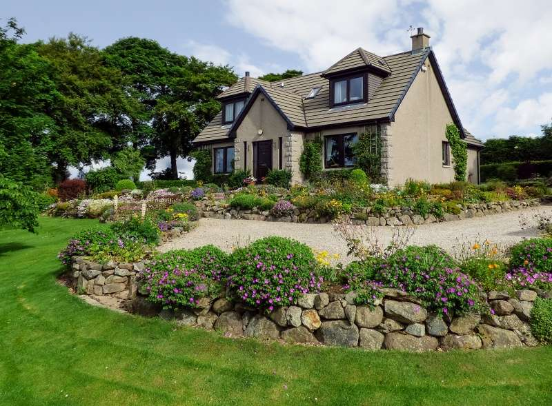 4 Bedrooms Detached House for sale in Lethenty, Inverurie, Aberdeenshire, AB51 0HQ
