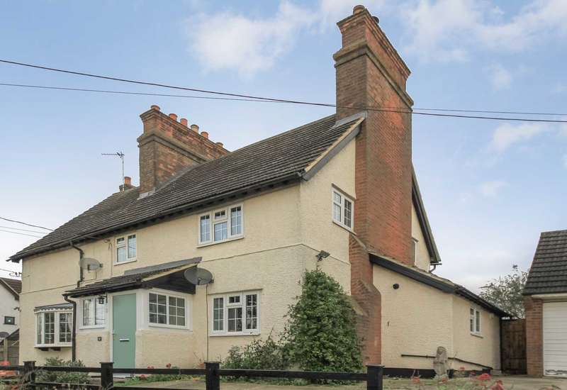 3 Bedrooms Semi Detached House for sale in Lower End, Wingrave