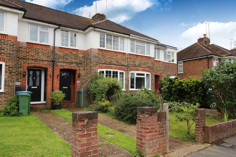3 Bedrooms Terraced House for sale in Vale Drive, Horsham