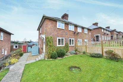 2 Bedrooms Semi Detached House for sale in Yeovil, Barwick, Somerset