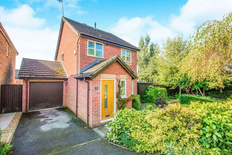 3 Bedrooms Detached House for sale in Dol Y Pandy, Bedwas, Caerphilly