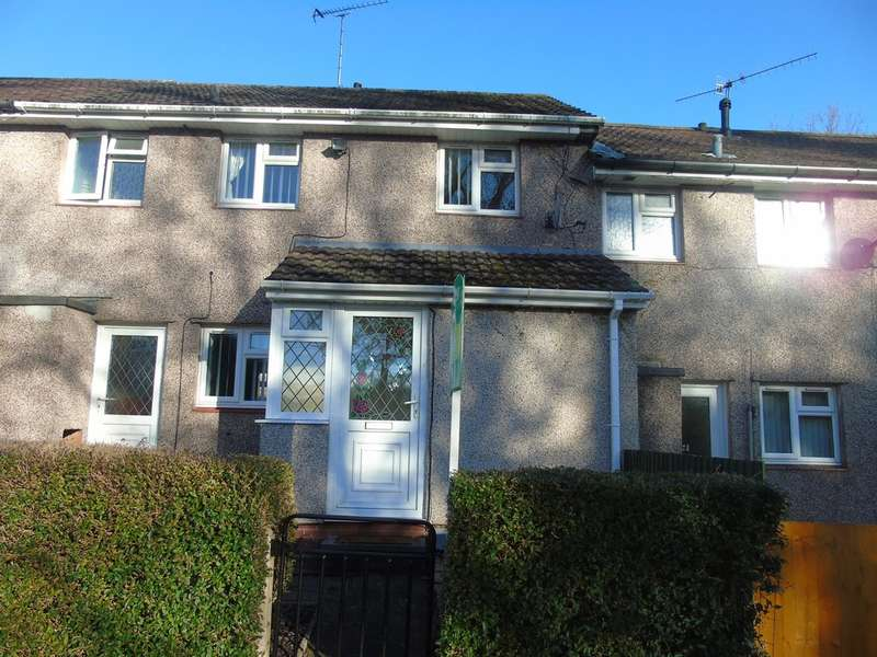 2 Bedrooms Terraced House for sale in Hollybush Close, Cwmbran
