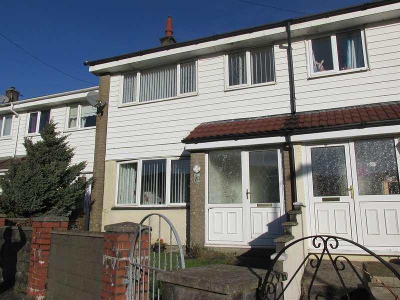 3 Bedrooms Semi Detached House for sale in Westville, Abertysswg, Tredegar