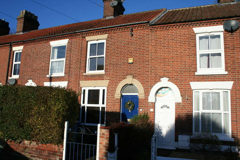 3 Bedrooms Terraced House for sale in WALDECK ROAD NORWICH