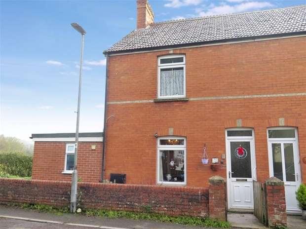 3 Bedrooms Terraced House for sale in Elfrida Terrace, Haybridge, Wells