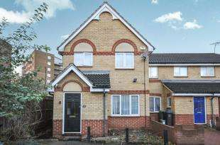 3 Bedrooms End Of Terrace House for sale in Ridgewell Close, Sydenham, London