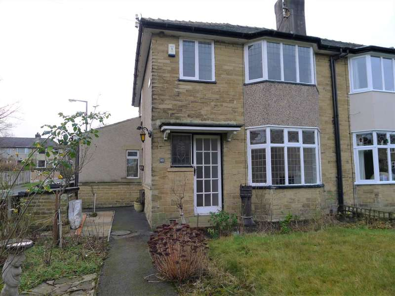 3 Bedrooms Semi Detached House for rent in Caldene Avenue, Mytholmroyd, Hebden Bridge