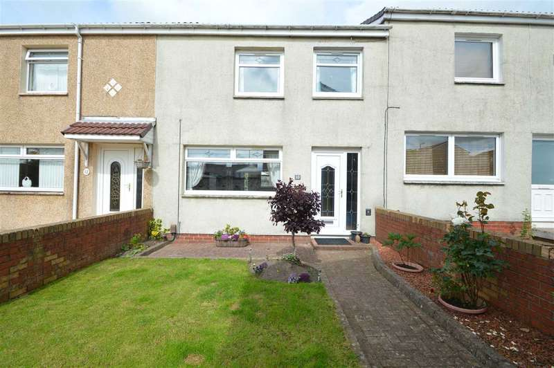 3 Bedrooms Terraced House for rent in Wallace Drive, Larkhall
