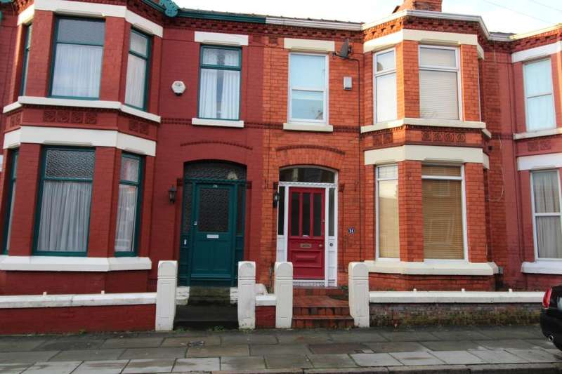 3 Bedrooms Terraced House for sale in Eardisley Road, Mossley Hill, L18 0HS