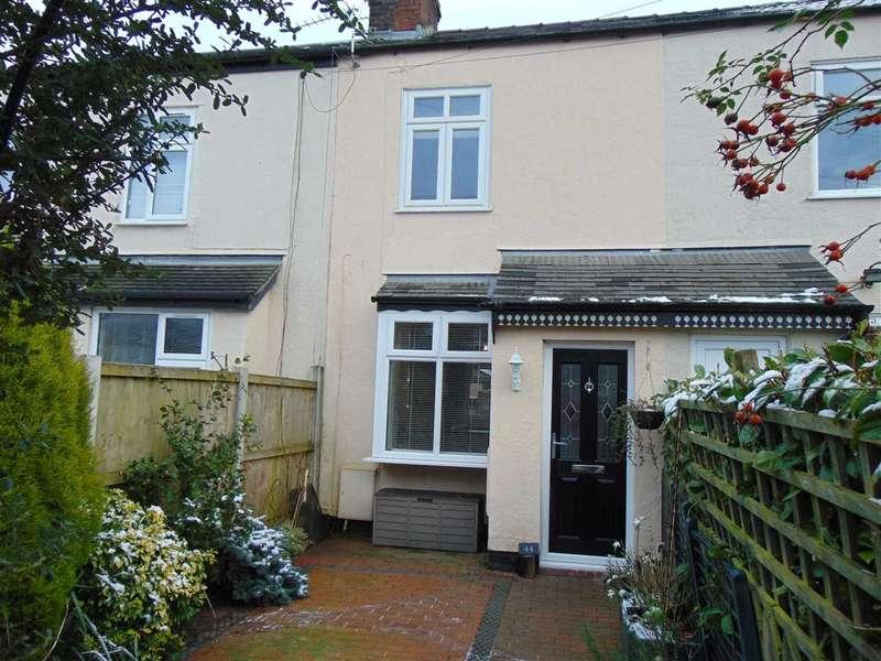 2 Bedrooms Terraced House for rent in Newfield Road, Lymm