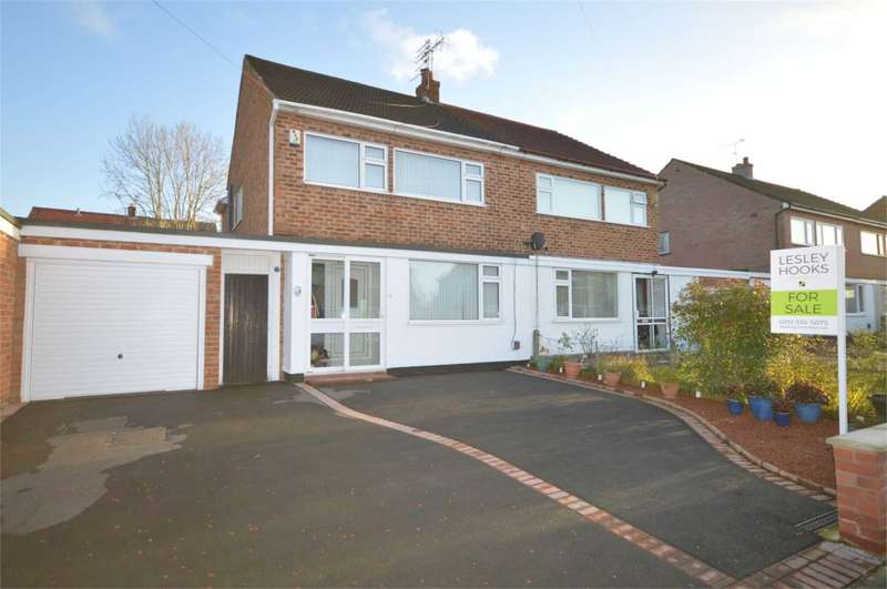 4 Bedrooms Semi Detached House for sale in Bowness Ave, Bromborough