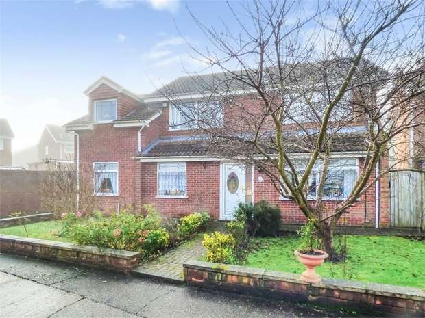 5 Bedrooms Detached House for sale in Whitmore Close, Broseley, Shropshire