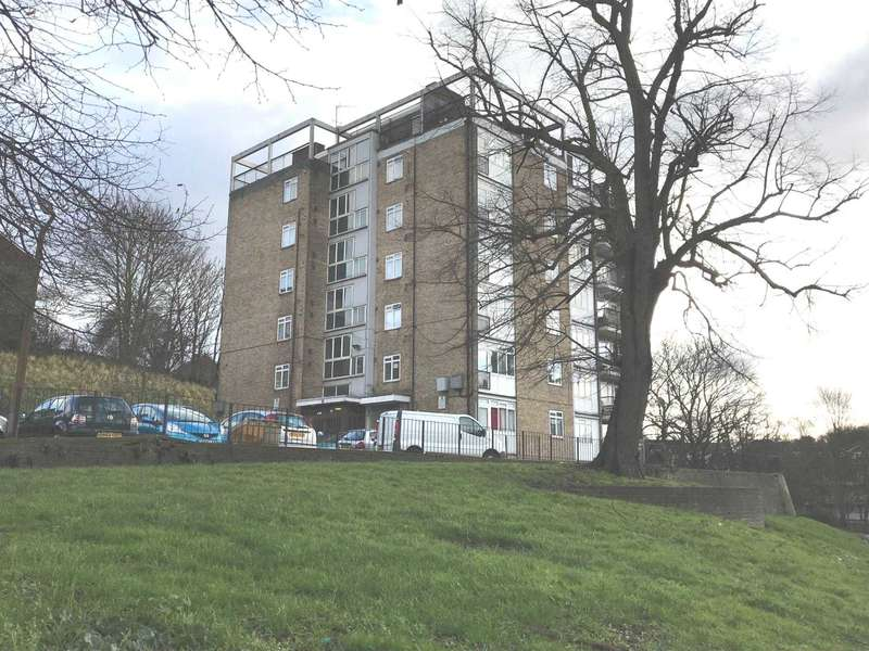 2 Bedrooms Apartment Flat for sale in Carew House, Godfrey Road, SE18 5HB