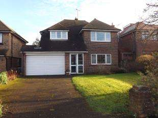 4 Bedrooms Detached House for sale in Colewood Drive, Strood, Rochester, Kent