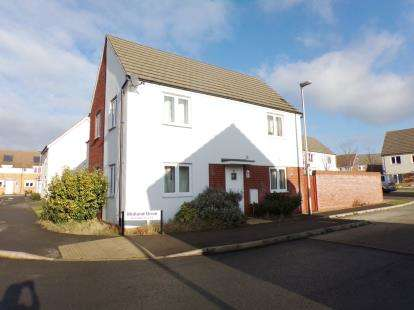 3 Bedrooms Semi Detached House for sale in Midland Drive, Milton Keynes