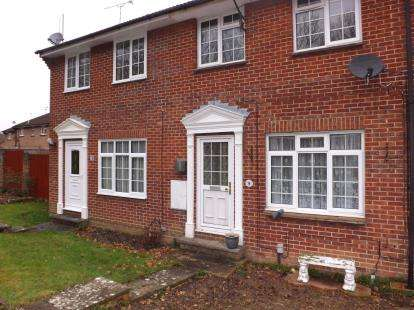 3 Bedrooms Terraced House for sale in Newbury Drive, Swindon, Wiltshire