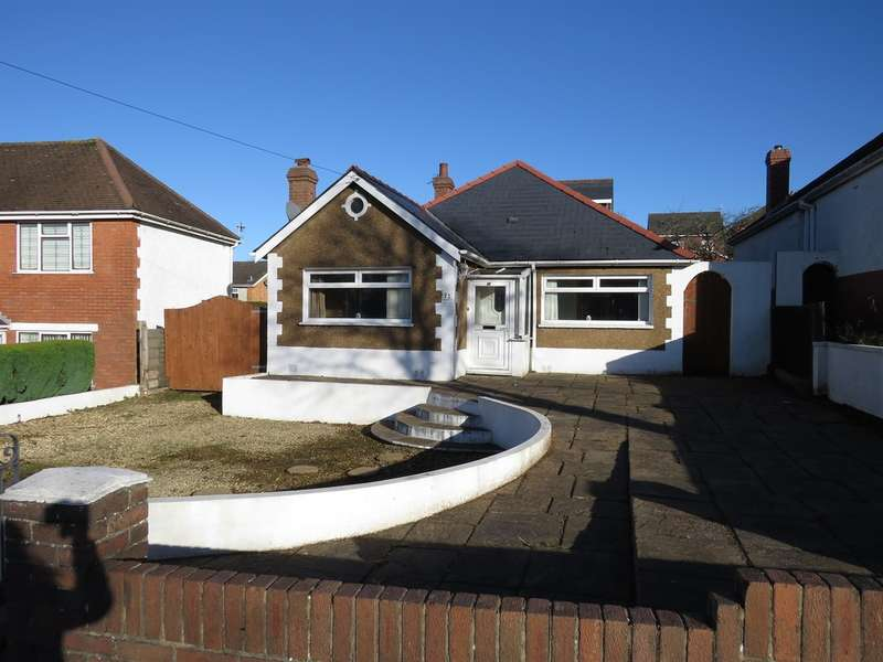 4 Bedrooms Detached Bungalow for sale in Pontypridd Road, Barry