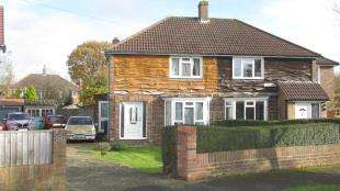 3 Bedrooms Semi Detached House for sale in Weald Way, Reigate, Surrey