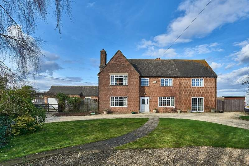 4 Bedrooms Farm House Character Property for sale in ., Ashtone Keynes, Wiltshire, SN6
