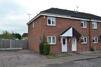 2 Bedrooms End Of Terrace House for sale in Chelmsford, Essex