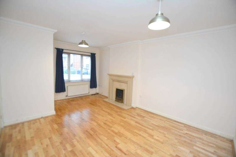 3 Bedrooms Link Detached House for rent in Monkston
