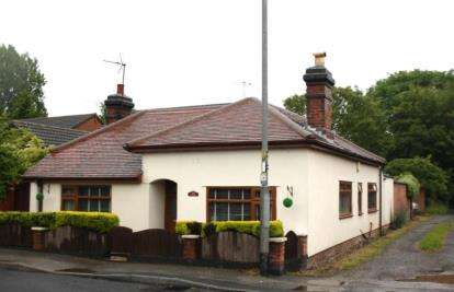 3 Bedrooms Bungalow for sale in Main Road, Twycross, Leicestershire