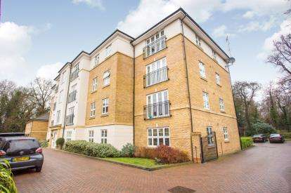 2 Bedrooms Flat for sale in Hurst Court, 8 Elliot Road, Watford, Hertfordshire