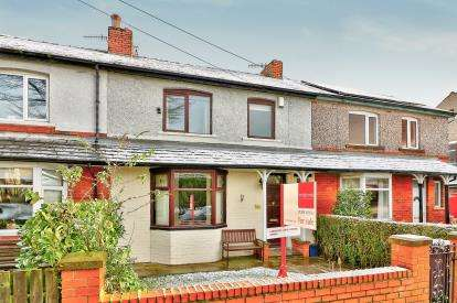 3 Bedrooms Terraced House for sale in Ightenhill Park Lane, Burnley, Lancashire