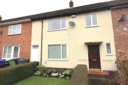 3 Bedrooms Terraced House for sale in Staithes Road, Wythenshawe, Greater Manchester