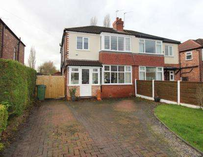 3 Bedrooms Semi Detached House for sale in The Circuit, Cheadle Hulme, Cheshire