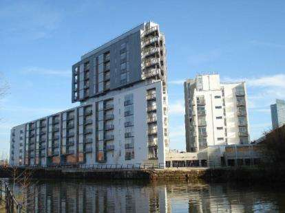 2 Bedrooms Flat for sale in Water Street, Castlefield, Manchester, Greater Manchester