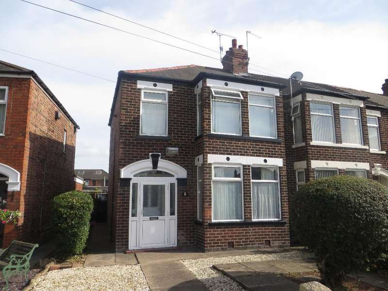3 Bedrooms Terraced House for rent in Fairfax Avenue, Hull, HU5 4RD