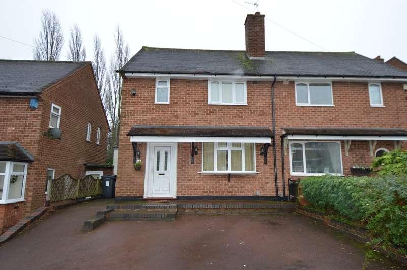 2 Bedrooms Terraced House for rent in Ormscliffe Road, Rednal, Birmingham, B45