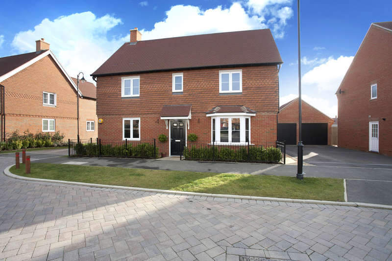 4 Bedrooms Detached House for sale in Pelling Way, Broadbridge Heath