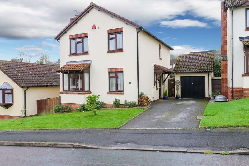 4 Bedrooms Detached House for sale in Buttercombe Close, Ogwell
