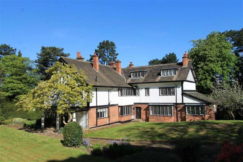 6 Bedrooms Detached House for sale in Beechfield Road, Alderley Edge