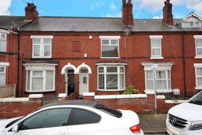 3 Bedrooms Terraced House for sale in Ravensworth Road, Doncaster