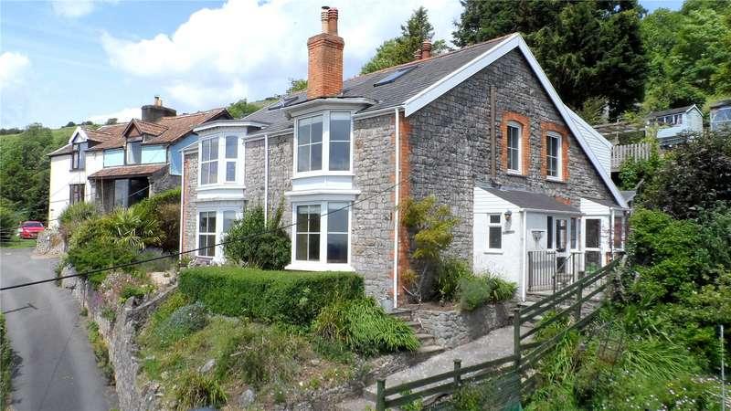 3 Bedrooms Semi Detached House for sale in Hillside Axbridge Somerset BS26
