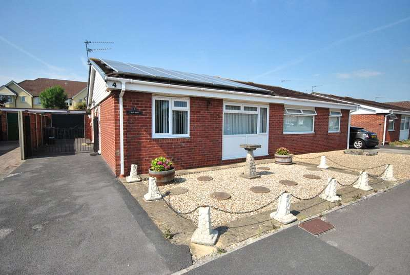2 Bedrooms Semi Detached House for sale in Blueberry Way Worle Weston-super-Mare BS22