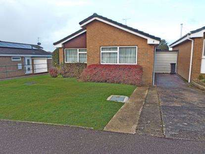 2 Bedrooms Bungalow for sale in Honiton, Devon