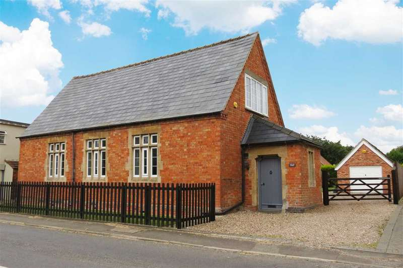 4 Bedrooms Detached House for sale in The Old School, Little Hale Road, Great Hale