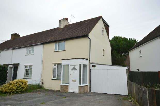 3 Bedrooms Semi Detached House for sale in Fullers Avenue, Surbiton
