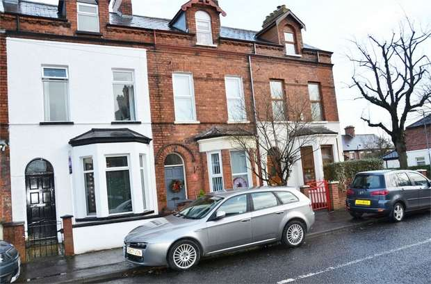 4 Bedrooms Terraced House for sale in Glanworth Drive, Antrim Road, Belfast