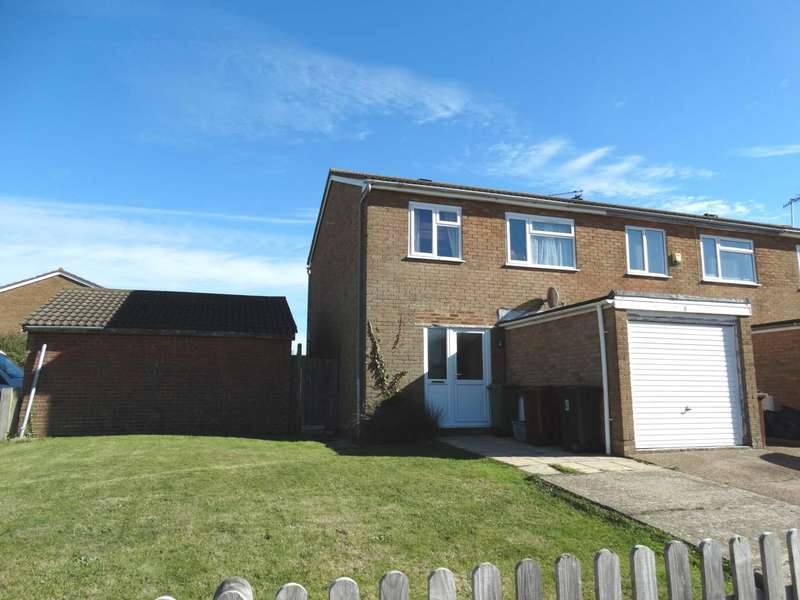 3 Bedrooms End Of Terrace House for rent in Heather Close, Eastbourne