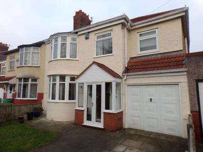 4 Bedrooms Semi Detached House for sale in Abbeystead Road, Wavertree, Liverpool, Merseyside, L15