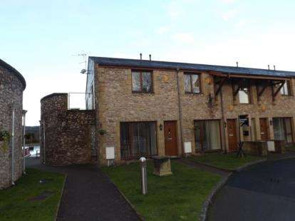 3 Bedrooms House for sale in Tewitfield Marina, Chapel Lane, Carnforth, Lancashire, LA6