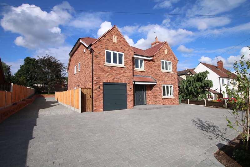 4 Bedrooms Detached House for sale in Haybridge Avenue, Hagley, Stourbridge, DY8