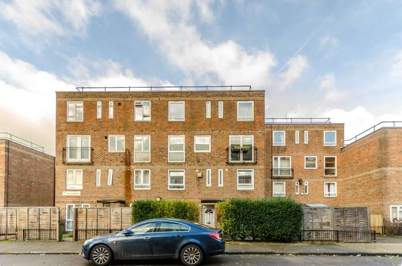 2 Bedrooms Maisonette Flat for sale in Nelson Gardens, Bethnal Green, E2